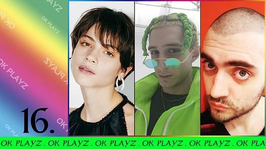 OK Playz con Alba Galocha, Pedro LaDroga y María Sioke