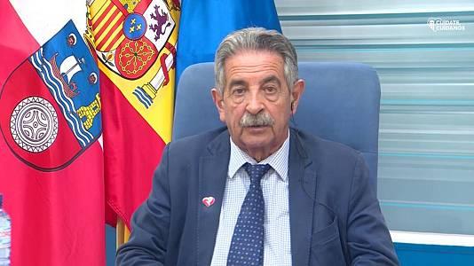 Miguel Ángel Revilla, Emiliano García-Page,