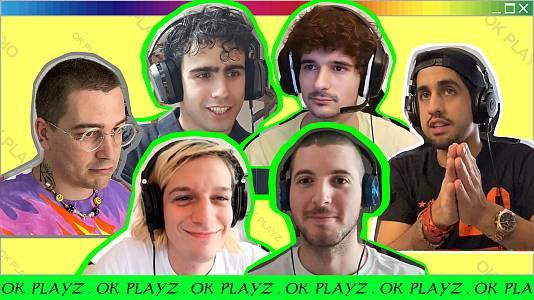 OK Playz con Carolina Durante, Ricardo Cavolo y Dante Caro