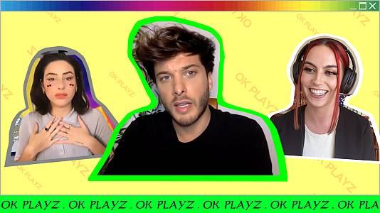 OK Playz con Blas Cantó, María Valero y HJ Darger