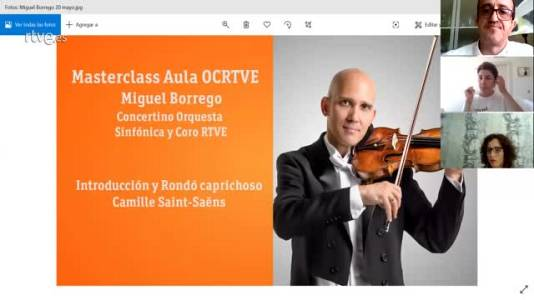 Masterclass AulaOCRTVE Miguel Borrego 20 mayo 2020