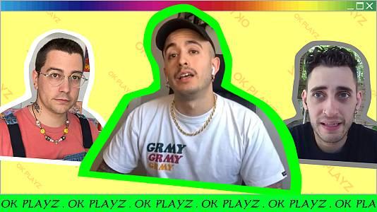 OK Playz con Waor, Ricardo Cavolo y Blon