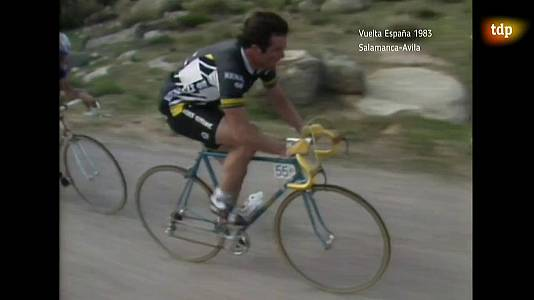 Vuelta a España 1983 - 17ª etapa: Salamanca-Ávila