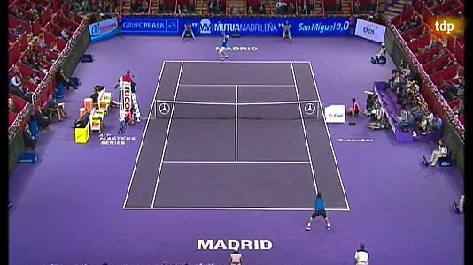 Tenis - Mutua Madrid Open 2007 - 3ª ronda: Rafa Nadal - Andy Murray