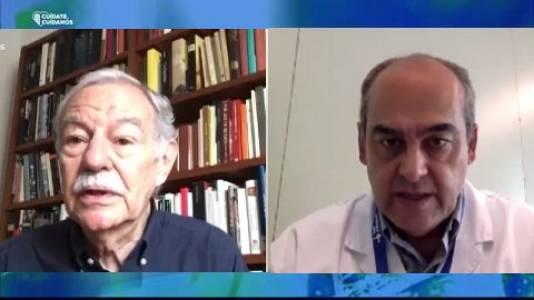 Eduardo Mendoza i Benito Almirante