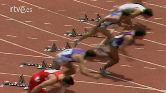 Objetivo 92 - Atletismo desde Segovia