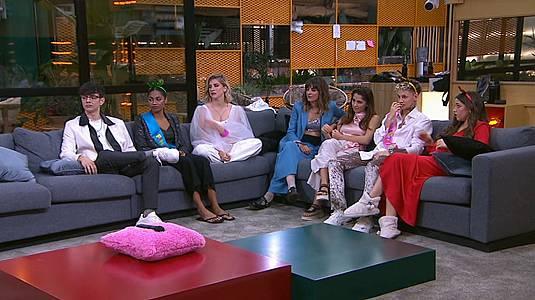 El chat: Gala 11