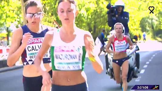 Campeonato de Europa 2018. Maratón (Berlín)