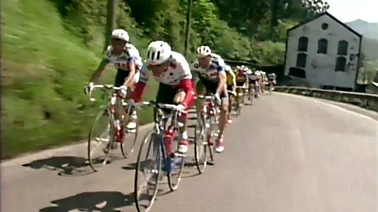 Ciclismo - Vuelta a España 1991. 16ª etapa: Cangas de Onís - Alto del Naranco