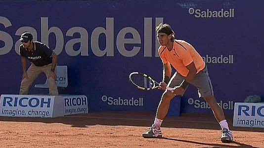 Torneo Godó 2012. Final: Rafa Nadal - David Ferrer