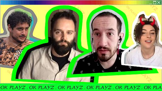 OK Playz con Pascu y Rodri, HJ Darger y Darío Eme Hache