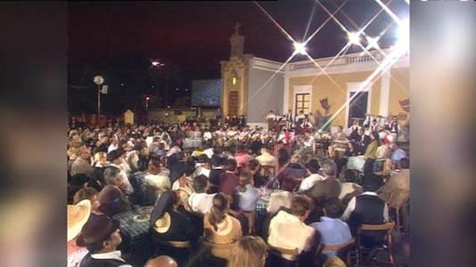 Tenderete - 31/05/2020 Tenderete celebra el día de Canarias con imágenes históricas