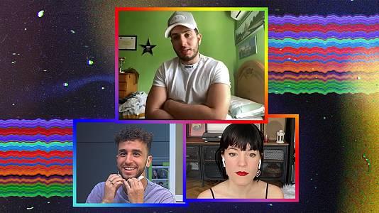 OK Playz con Omar Montes, Hamza Zaidi y Noemí Casquet