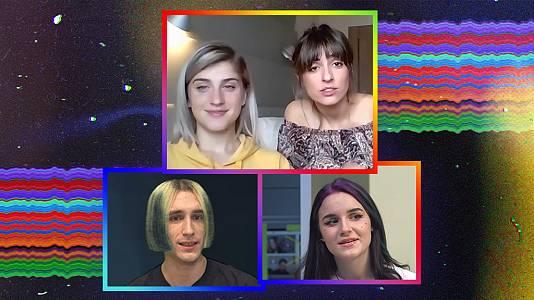 OK Playz con Samantha, Maialen, Rizha y Pedro LaDroga