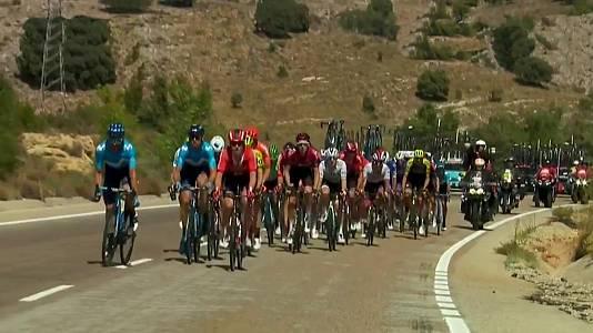 Ciclismo - Vuelta a España 2019. 17ª etapa: Aranda del Duero - Guadalajara