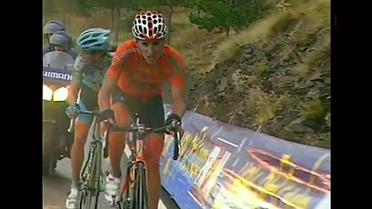 Vuelta ciclista a España 2006. Etapa 16ª