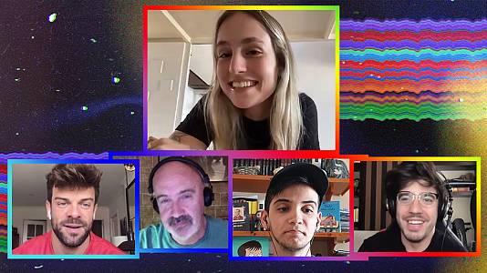 OK Playz con María Escarmiento, Dave, Roi, Ricky y Capde