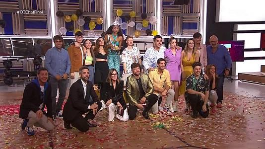 El chat: Gala 13. Final