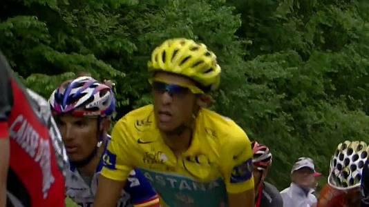 Tour de Francia 2010. Etapa 17ª: Pau - Tourmalet