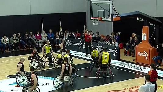 Baloncesto en silla de ruedas - Copa del Rey 2019 Final: Bidaideak Bilbao - Ilunion