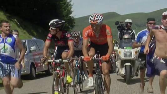 Tour de Francia 2009. 8ª :Andorra la Vella-Saint Girons