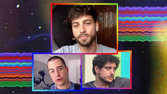 OK Playz con Law Tips, Ricardo Cavolo y Darío Eme Hache