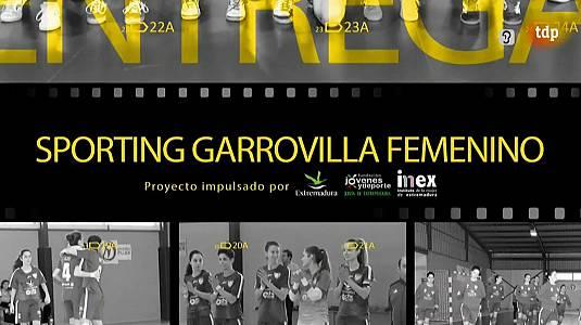 Fútbol sala Sporting La Garrovilla