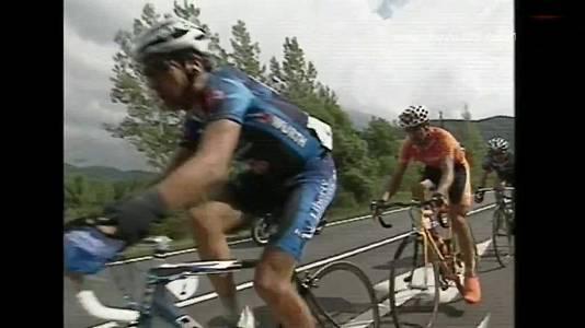 Vuelta a España 2005. 11ª etapa: Andorra - Cerler