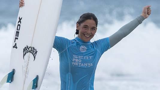 Programa 60: Garazi Sánchez, surf