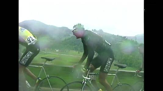 Vuelta ciclista a España 1993. 19ª etapa: Gijón-Alto Naranc