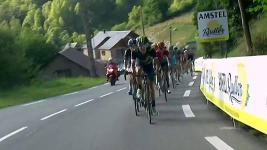 Ciclismo - Vuelta a España 2016. 14ª etapa: Urdax - Aubisque