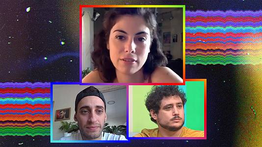 OK Playz con Anabel Lorente, Blon y Darío Eme Hache