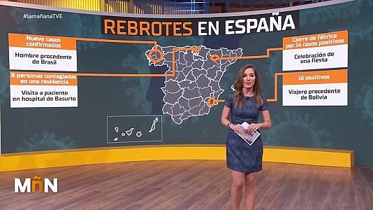 La Mañana - 23/06/20