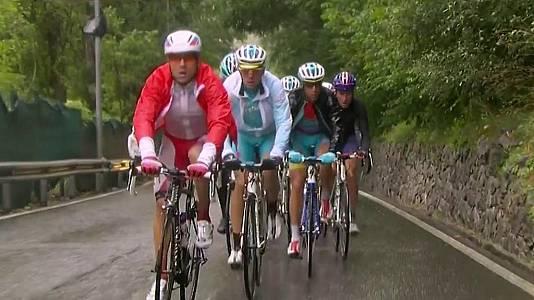 Vuelta a España 2013. 14ª etapa: Bagá - La Gallina