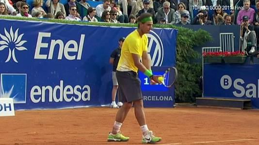 Torneo Godó 2011. Final: Rafa Nadal - David Ferrer