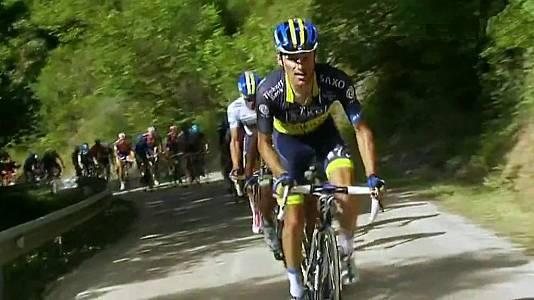 Vuelta a España 2012. 14ª etapa: Palas del Rey - Ancares