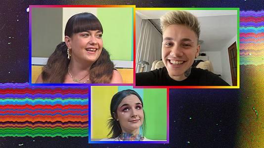 OK Playz con Hugo Cobo, Rizha y Lapili