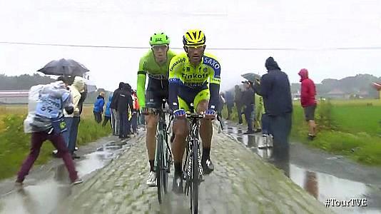 Tour de Francia 2014. 5ª etapa: Ypres - Arenberg