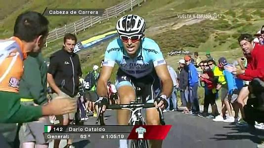 Vuelta España 2012. 16ª etapa: Gijón - Valgrande-Pajares