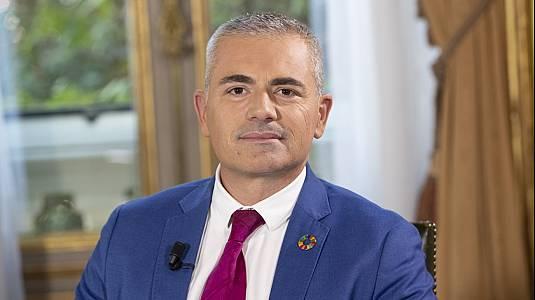 Julio Andrade - ONU