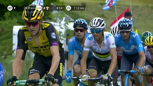 Tour de Francia 2019. 18ª etapa: Embrun - Valloire