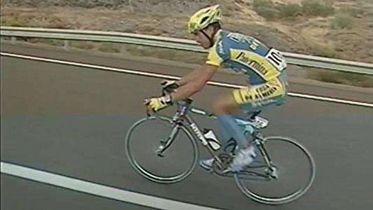 Vuelta España 2004. 12ª etapa: Almeria - Calar Alto