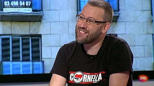 Vidal Aragonés, diputat de la Cup