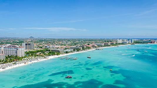 Aruba, una isla feliz