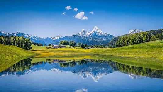 Suiza, con vistas al cielo