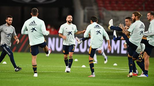 UEFA Nations League. Programa previo: Alemania - España
