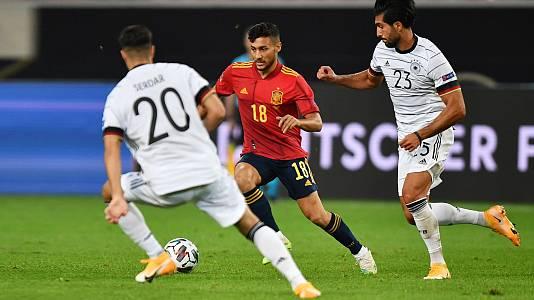 UEFA Nations League 2020: Alemania - España