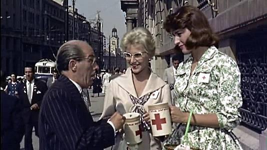 Las chicas de La Cruz Roja (presentación)