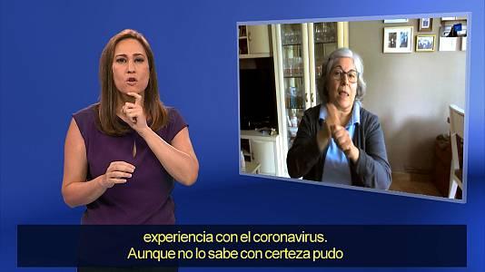 En lengua de signos - 13/09/20