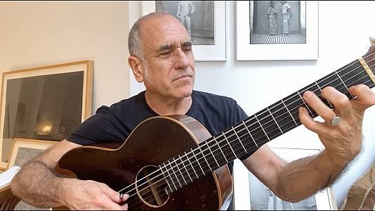 Backline - David Broza, reivindicando la guitarra española